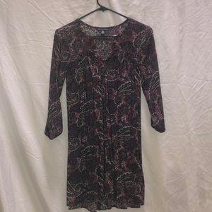 American Eagle Outfitters Dresses - Boho fall dress!